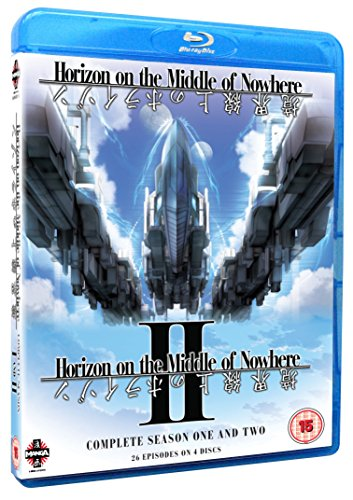境界線上のホライゾン Season 1 And 2 コンプリート Blu-ray BOX (全26話, 606分)/ Horizon On The Middle Of Nowhere: Season 1 And 2 [Blu-ray] [Import]