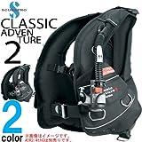 ダイビング器材 スキューバプロ BCジャケット クラシック・アドベンチャー2 単体 (グレー, S)