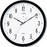 CITIZEN(リズム時計) 【屋内用】強化防滴防塵電波時計 ネムリーナM691F 4MY691-N19