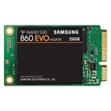 Samsung SSD 250GB 860EVO mSATA 5年保証 正規代理店保証品 MZ-M6E250B/EC