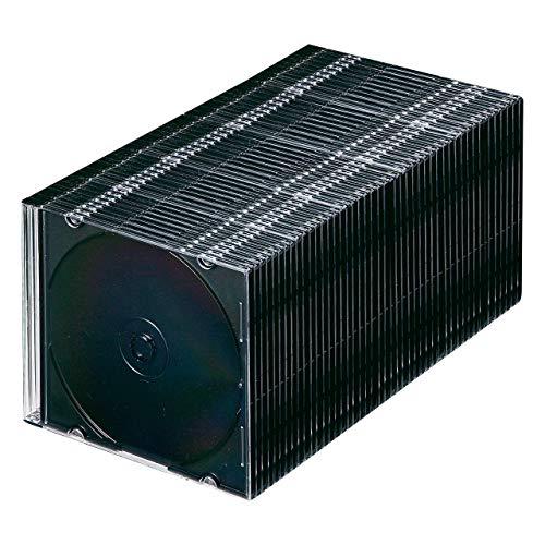 DVD・CDケース 50枚セット FCD-PU50