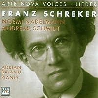 Schrecker;Lieder