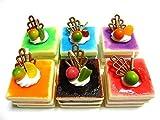 startside (スタートサイド) 食品 サンプル 詰め合わせ お菓子 おかし ケーキ ドーナツ セット (スポンジ ケーキ バリエーション A)