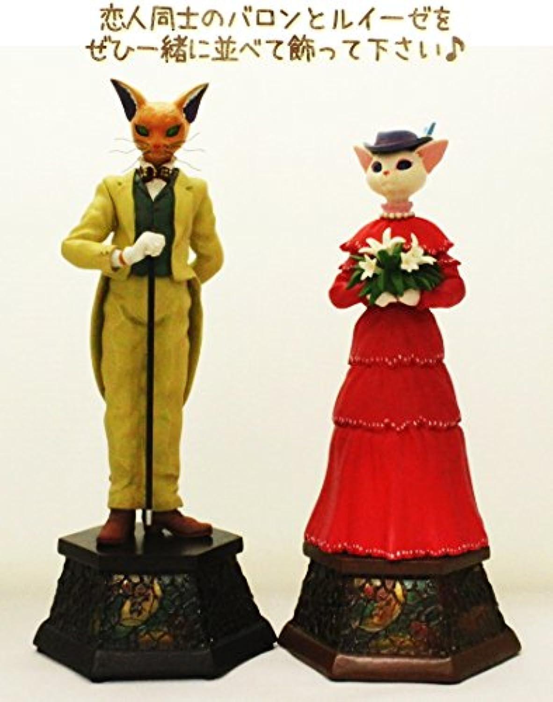 耳をすませば 【 バロン&ルイーゼ の素敵な ペアオルゴールセット 】 スタジオジブリの秀作アニメ ? ステンドグラスが美しいオルゴール ? 並べて一緒に飾ってください? ジブリがいっぱい!