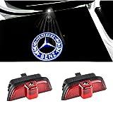 ColorBuy カーテシ LED カーテシランプ カーテシライト メルセデスベンツ Cクラス車用 (Benz 2)