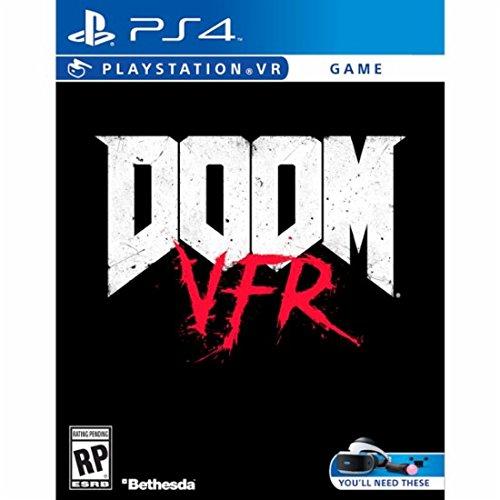 DOOM VFR PlayStation 4 プレイステーション4 北米英語版 並行輸入品