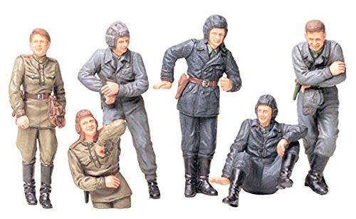 1/35 MM ソビエト戦車兵小休止セット 35214