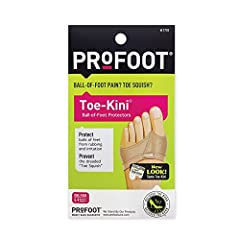Profoot Toe-Kini Ball of Foot Protectors