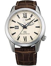 [オリエント]ORIENT 腕時計 ORIENTSTAR オリエントスター スタンダード 機械式 自動巻(手巻付) アイボリー WZ0361EL メンズ