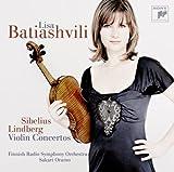 シベリウス:ヴァイオリン協奏曲、リンドベルイ:ヴァイオリン協奏曲
