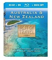 Best of Travel: Australia & New Zealand [Blu-ray] [Import]