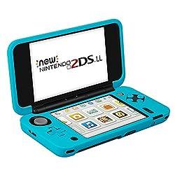 (ケテン)Keten Nintendo NEW 2DS LL カバー シリコンカバー ニンテンドー 2DS ソフトケース 任天堂 ソフトカバー 全面保護 高品質保護カバー