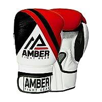 Amber Fight Gear Furyスパーリンググローブ16oz