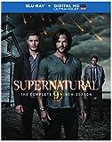 Supernatural: The Complete Ninth Season [Blu-ray] [Import]