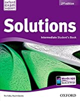 Solutions 2nd edition Intermediate. Student's Book Pack