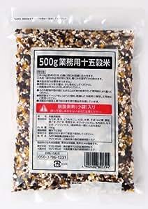 ハウス 業務用十五穀米 500g