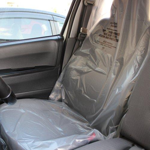 SLIP-N-GRIP プラスチックシートジャケット 3枚入 【使い捨て】 二重構造・静電付着加工...