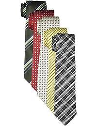 (ドレスコード101)DRESSCODE101 FUKU 2018 細身ネクタイ福袋 5本セット
