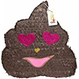 Valentine 's Day Poop Emoticon Pinata 19