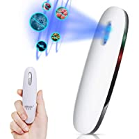 uv ライト 紫外線殺菌灯 携帯型ポータブル消毒ランプ USB充電式 手持ち式 99.9%滅菌消臭除蟎 6mW抗菌ライト トイレ、バスルーム、キャビネット、靴棚などの使用に適しています