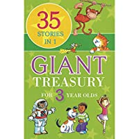 Giant Treasury for 3 Year Olds: 35 Stories in 1