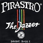 PIRASTRO ピラストロ コントラバス弦 THE JAZZER ジャザー 3/4用 Mittel セット弦 344020