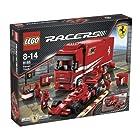 LEGO Racers (レゴブロック:レーサーズ) Ferrari F1 Cargo (フェラーリ F1トラック)