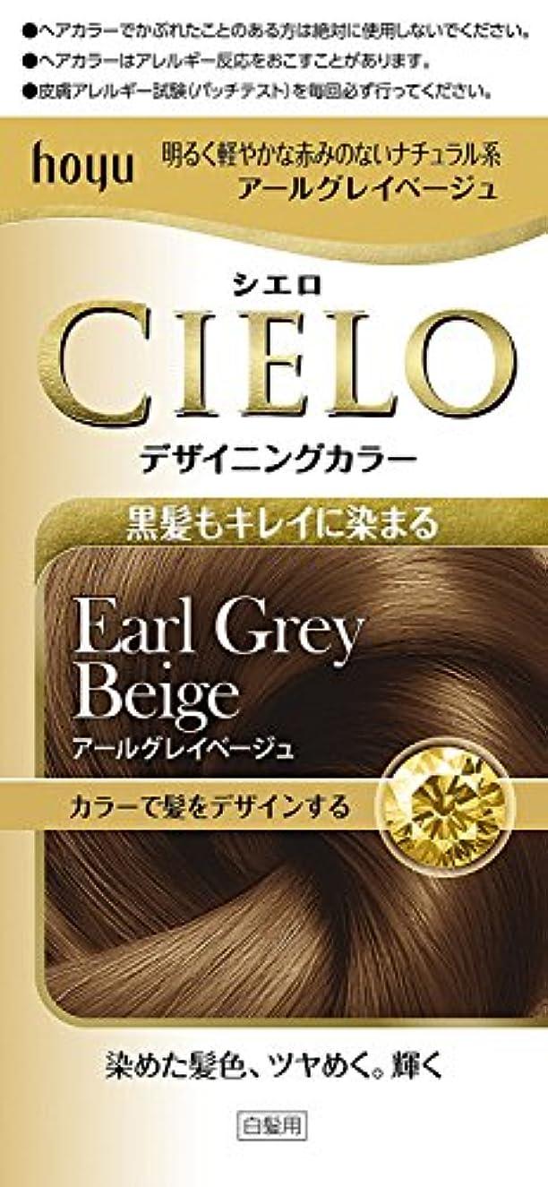 教科書無視するおいしいホーユー シエロ デザイニングカラー (アールグレイベージュ)×3個