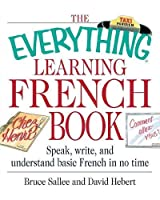 Everything Learning French (Everything Series)