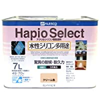カンペハピオ ハピオセレクト つやあり クリーム色  7L