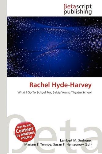 Rachel Hyde-Harvey