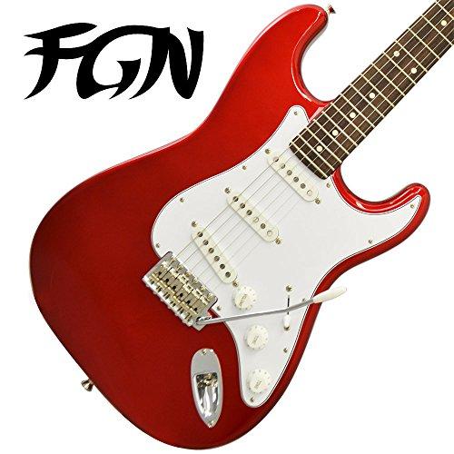 FUJIGEN JST6R CAR(キャンディアップルレッド) ストラトキャスター エレキギター J-Classic (フジゲン) 日本製