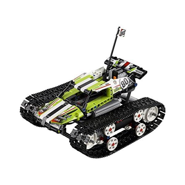 レゴ (LEGO) テクニック RCトラックレ...の紹介画像2