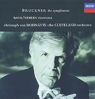 ブルックナー:交響曲第3-9番 他