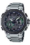 [カシオ] 腕時計 ジーショック Bluetooth 搭載 電波ソーラー デュアルコアガード構造 MTG-B2000XD-1AJF メンズ シルバー