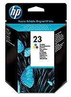 ヒューレット・パッカード HP23プリントカートリッジ カラー C1823D