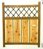 竹入庭木戸  幅60cmX高90cm
