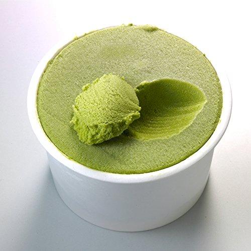 低糖工房 砂糖不使用 アイスクリーム 抹茶味 6個入り 【糖質制限中・ダイエット中の方に!】