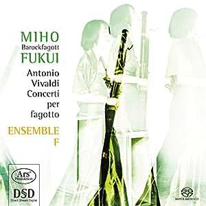 Vivaldi: Concerti Per Fagotto