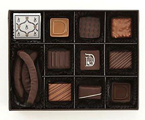 ドゥバイヨル DEBAILLEUL バレンタイン チョコレート セレクション ド プラリネ 13個入り