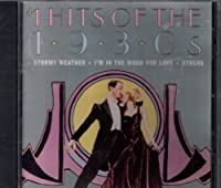 #1 Hits of the 1930's