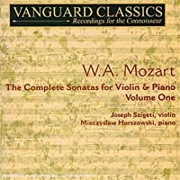 Complete Sonatas for Violin & Piano 1 (2004-03-19)