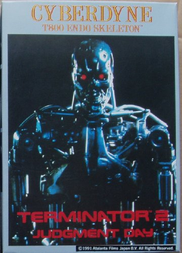 Tsukuda Hobby Plastic Model Kit Terminator 2 1/9 Scale Cyberdyne T800 Endoskeleton 1/9 スケール ターミネーター2 サイバーダイン エンドスケルトン