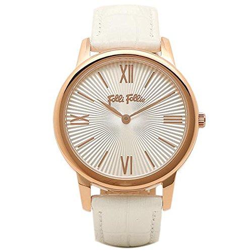 (フォリフォリ) FOLLI FOLLIE フォリフォリ 時計 FOLLI FOLLIE WF15R032SPWWH マッチポイント レディース腕時計ウォッチ シルバー/ピンクゴールド/ホワイト 並行輸入品