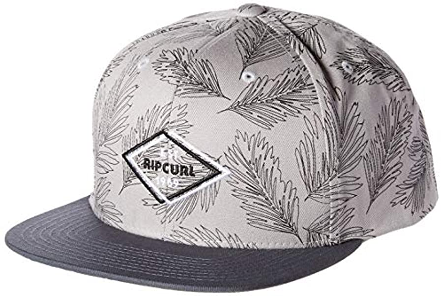 憤るアクション銅[リップカール] [ユニセックス] スナップバック キャップ (サイズ調整可能)[ U02-905 / DAY TRIPPER SNAPBACK CAP ] 帽子 おしゃれ