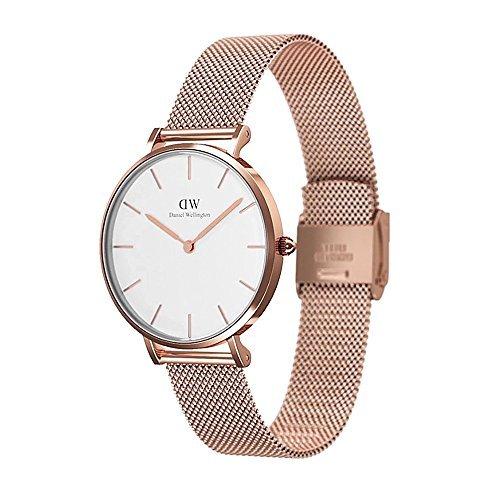 [ダニエルウェリントン]Daniel Wellington 腕時計 ウォッチ ペティット Petite 32mm ローズゴールド シンプル レディース [並行輸入品]