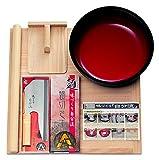 豊稔 家庭用麺打セットB そばの作り方説明書付 A-1280