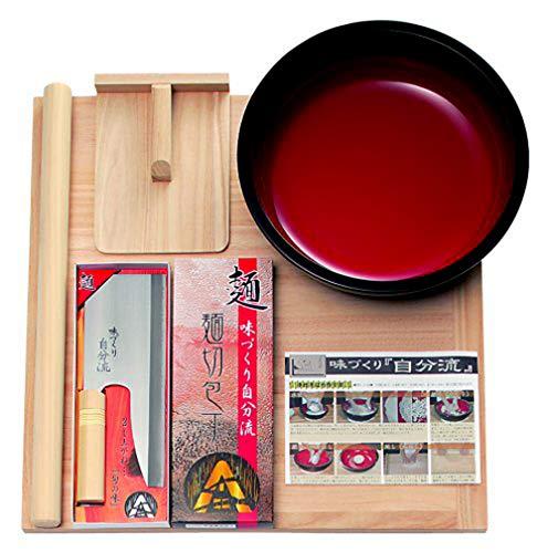 家庭用麺打セットB そばの作り方説明書付 A-1280