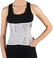Soles Lumbar Back Brace Breathable Corset, Unisex, One Size Fits Most, 440 Gram