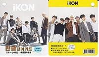 IKON/アイコン写真付【韓国語単語カード63枚】